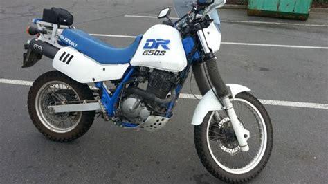 1990 Suzuki Dr650 by 1990 Suzuki Dr650s For Sale On 2040 Motos