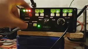 Code 3 Mastercom Model 3892l6 Testrun