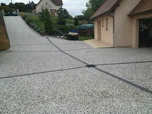 Béton Désactivé Gris : satp beton decoratif goudronnage beton desactive pau ~ Melissatoandfro.com Idées de Décoration