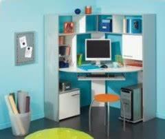 Bureau D Angle Enfant : bureau pour ado poste informatique et espace de travail pour adolescent d coration et ~ Teatrodelosmanantiales.com Idées de Décoration