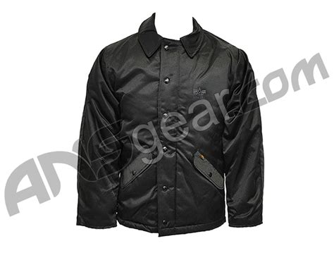 Alpha Industries Deck Jacket Black