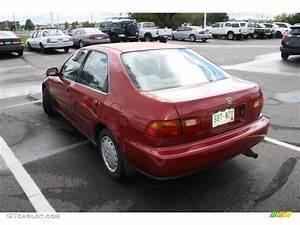 1993 Honda Civic Ex Sedan
