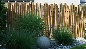 Sichtschutz Garten Bambus : sichtschutz im garten g rten armin hollenstein ~ Sanjose-hotels-ca.com Haus und Dekorationen