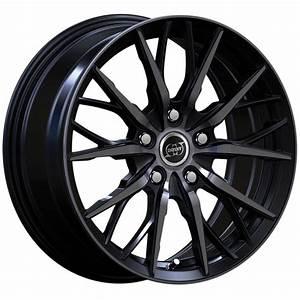 Auto Jante Gagny : jante alu infiny spike noir brillant face polie 5x120 et42 74 1 pour bmw land rover ~ Gottalentnigeria.com Avis de Voitures
