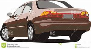 Vector Honda Accord Stock Illustration  Illustration Of Drawing