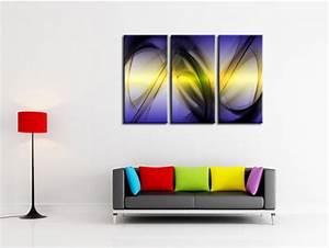 Decoration Murale Tableau : toiles murales d coration ~ Teatrodelosmanantiales.com Idées de Décoration