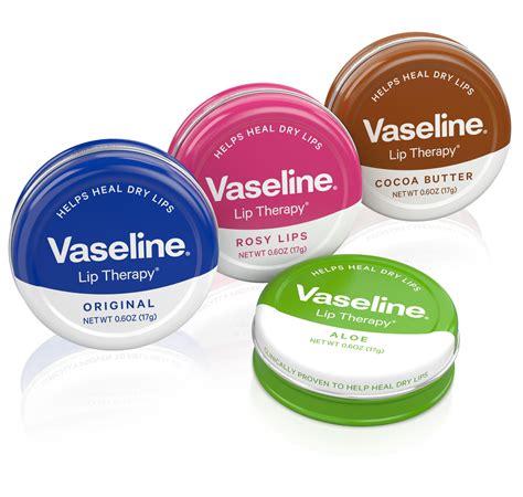 Amazon.com : Vaseline Lip Therapy Lip Balm Tin, Rosy Lips