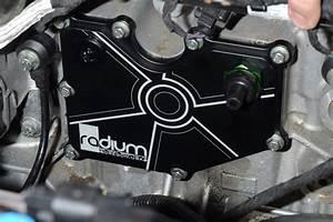 Ford Focus Mk3 Radium Engineering Pcv Baffle Plate