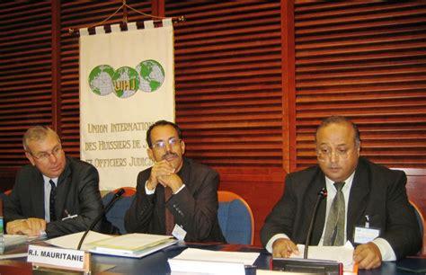 chambre nationale des huissiers quatre pays de quatre continents rejoignent l uihj lors du