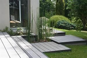 1000 idees sur le theme terrasse bois piscine sur With awesome amenagement autour piscine bois 16 nos jardins terrasses et bassins