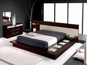 Modern bedroom furniture decorating ideas greenvirals style for Modern home design furniture ideas