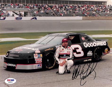 Dale Earnhardt | PSA AutographFacts™