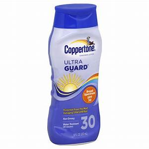 coppertone sport sunscreen ultra sweatproof spf 80 6 fl With dog sunscreen