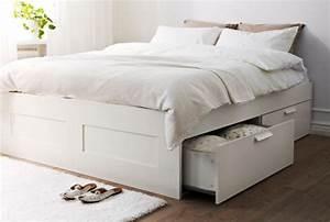 Lit Ikea Avec Tiroir : lit 120x190 avec tiroir maison design ~ Mglfilm.com Idées de Décoration