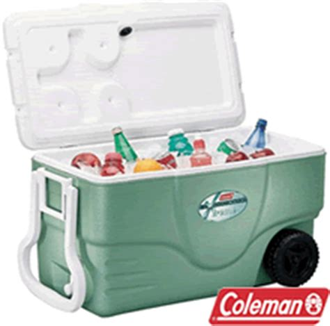 xtreme barware coleman cool box 50qt catering equipment hire
