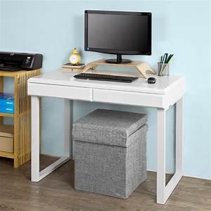 Schreibtisch Mit Schubladen Weiß : sobuy schreibtisch computertisch mit schubladen wei hochglanz fwt27 w sobuy shop ~ Indierocktalk.com Haus und Dekorationen