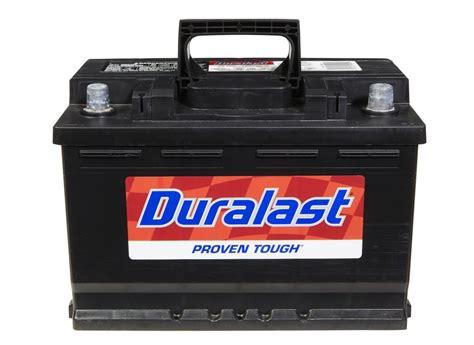 Duralast H6-dl Car Battery Specs