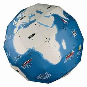 Globe Terrestre Carton : globe terrestre en carton et papier ~ Teatrodelosmanantiales.com Idées de Décoration