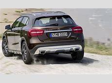 Mercedes Officially Reveals GLA Compact SUV autoevolution