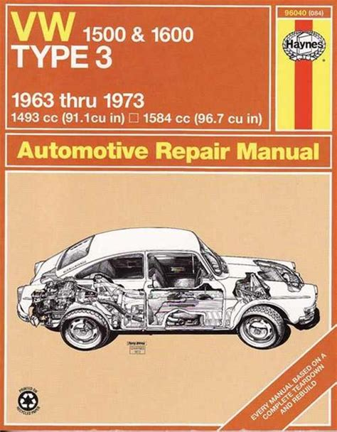 service and repair manuals 1985 volkswagen passat seat position control volkswagen 1500 1600 type 3 repair manual vw 1963 1973 by haynes aircooled net vw parts
