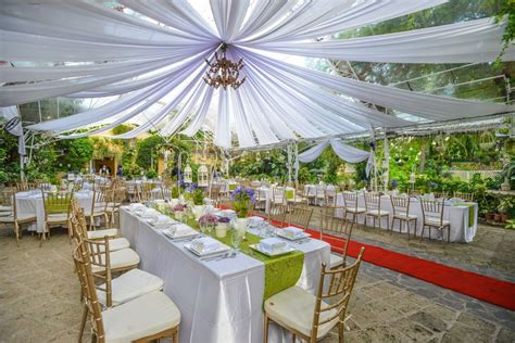 blue gardens wedding   venue quezon city metro