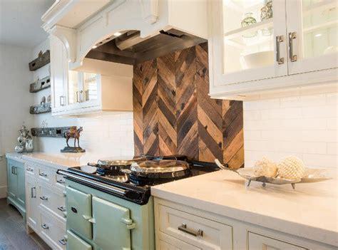 reclaimed wood kitchen backsplash 32 best ideas to add reclaimed wood to your kitchen in 2018 4532