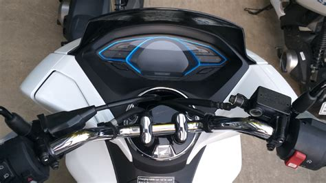 Honda Pcx Electric Hd Photo by Honda Pcx Electric Review Price Photos Features Specs