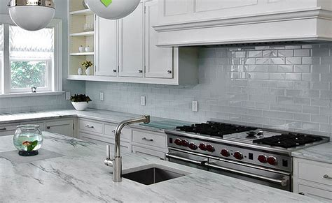 white kitchen cabinets with blue glass backsplash subway tile backsplash backsplash 2203
