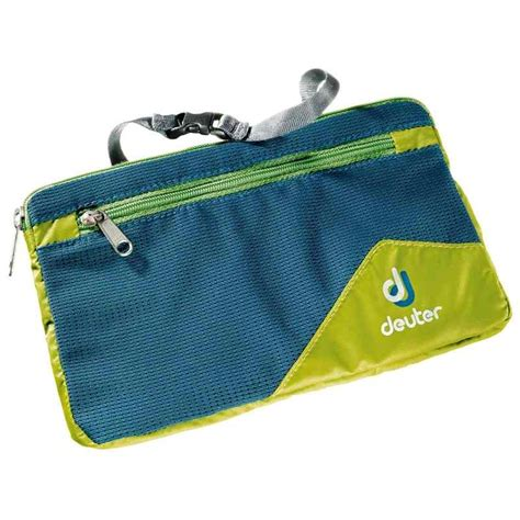 trousse de toilette de randonn 233 e l 233 g 232 re deuter wash bag lite 2 verte