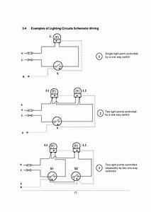 Wiring Diagram For One Way Switch