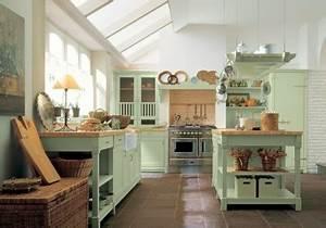 Kuchyně ve francouzském stylu