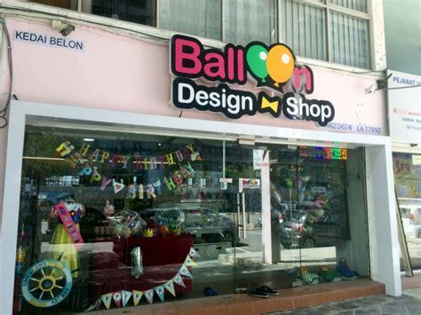 balloon design shop helium balloon  party
