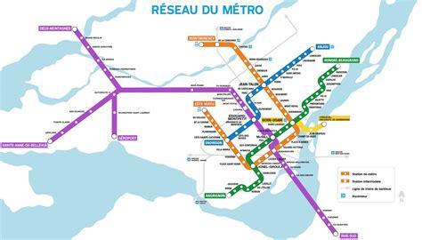 Carte Métro 2018 by Newmetromap
