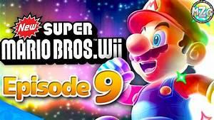 New Super Mario Bros Wii Gameplay Walkthrough Episode 9