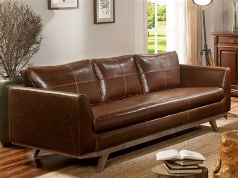 canape cuir vieilli vintage canapé et fauteuil vintage en cuir vieilli chocolat alegan