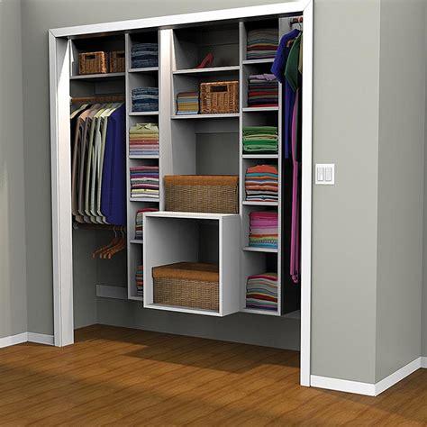 Closet Organization Plans kreg 174 printed project plan closet organizer