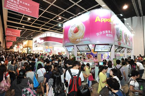 exposition cuisine hktdc food expo four major hktdc lifestyle fairs open today