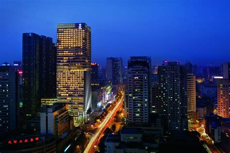 Chengdu Leads In Luxury Among China's 'tier 15' Cities