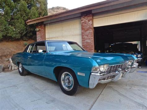 1968 chevy caprice numbers matching 396 big block impala ss 1967 1966 1965 1964 for sale