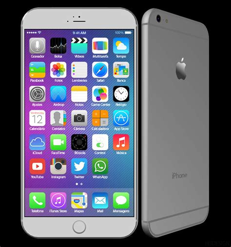 new iphone 6 new iphone 6 5 5 inch version renders inspired by leaks