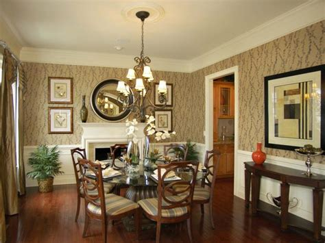 25 Awesome Traditional Dining Design Ideas