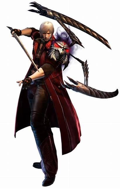 Kratos Dante Dmc Gow Dmc4 Sword Comic