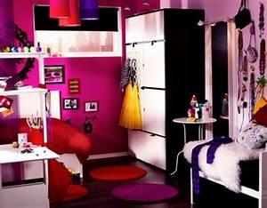 Chambre De Fille Ikea : unique d co pour unique ikea chambre ado ~ Premium-room.com Idées de Décoration