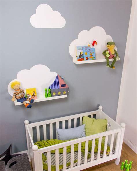 Wandtattoo Kinderzimmer Dawanda by Wandtattoos Kinderregale Diy Mit Wolkenfolien F 252 R Ikea