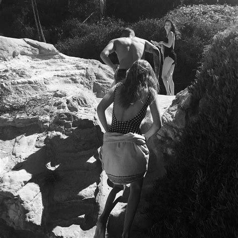 gigi zayn hadid beach malik zigi birthday couple vogue bella instagram suit swimsuits cough relationship invite appreciate totally would teenvogue