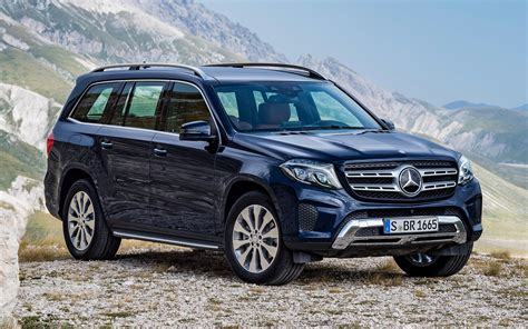 mercedes benz gls class wallpapers  hd images