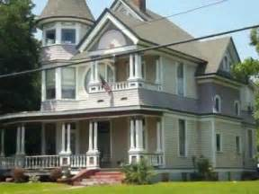 Old Haunted Houses in Mississippi