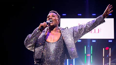 Why Billy Porter Will Wear Gown Whenever Damn Well