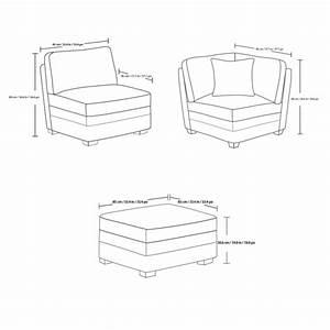 Barrington 6 piece modular beige fabric sectional sofa for 6 piece modular sectional sofa costco