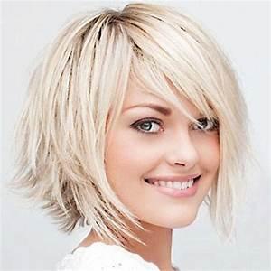 Model Coiffure Femme : modele coiffure femme au carre ~ Medecine-chirurgie-esthetiques.com Avis de Voitures